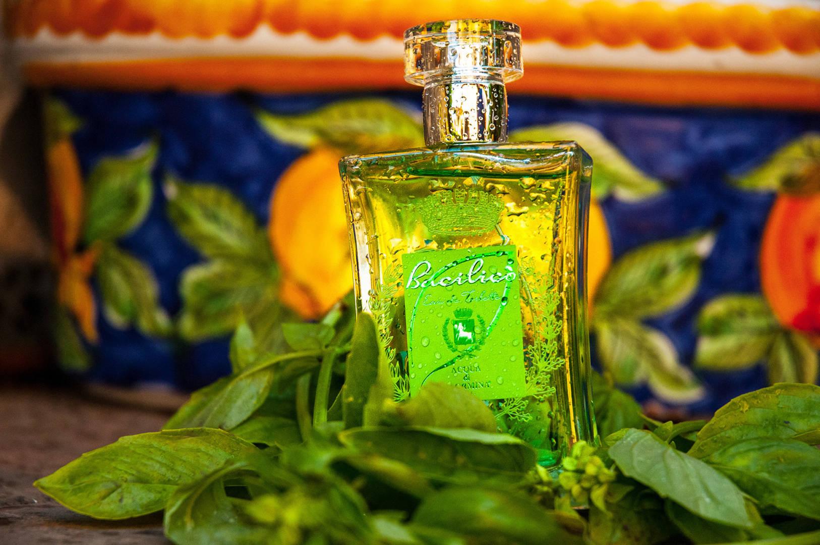 Acqua di Taormina parfums CHI_0550 Bacilicò - Bacilico
