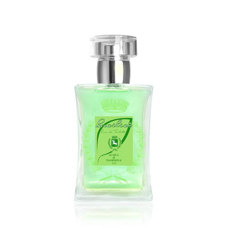 Acqua di Taormina parfums bacilico_prodotto_50ml <b>Bacilicò</b><br>Eau de Toilette<br>50 ml.